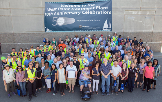 Celebrating 50 years of work to keep our waters clean