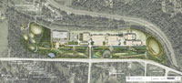 Brightwater Treatment Plant Site Plan