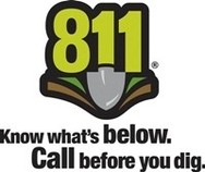 Know what's below. Call 811 before you dig.