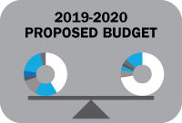 2019-2020 Proposed budget