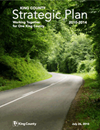 The King County Strategic Plan