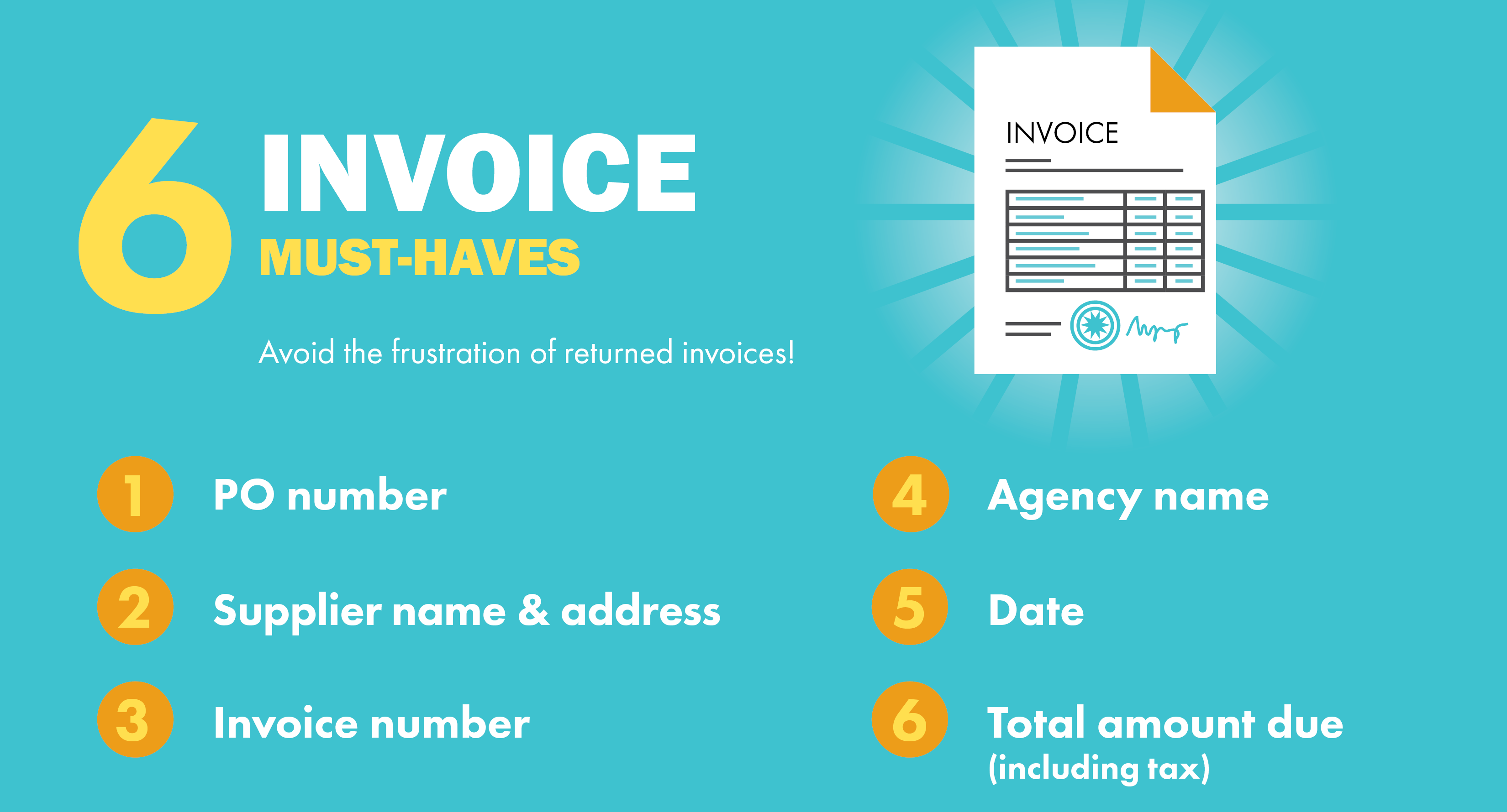 Invoices_Infographic_Blue