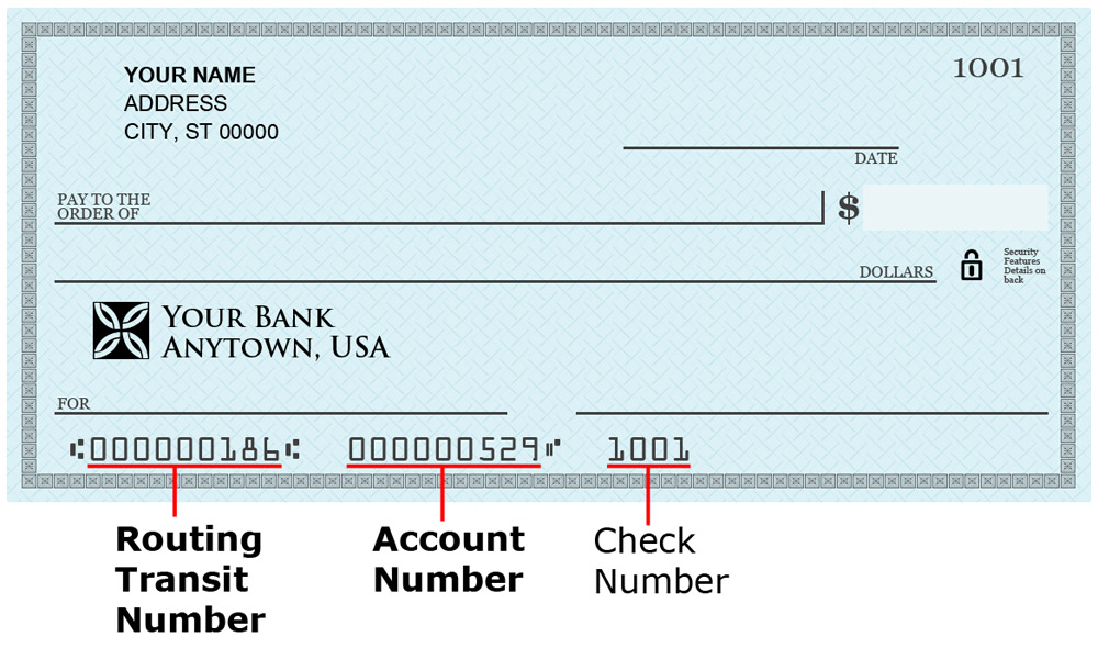 Frequently asked questions faq king county the routing transit number rtn is the nine digit number that identifies your bank it is the first group of numbers at the bottom of your check ccuart Choice Image