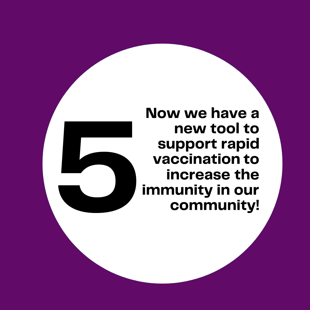 5 reasons to celebrate that we have a 3rd highly safe and effective vaccine for COVID-19