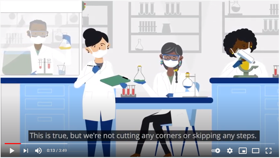 Video: How Can Vaccine and Antibody Studies Move So Quickly and Still be Safe?
