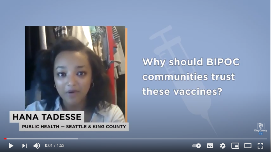 COVID-19 Vaccine Q&A Video: Should I trust the COVID-19 Vaccine?