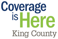 Health insurance coverage in King County