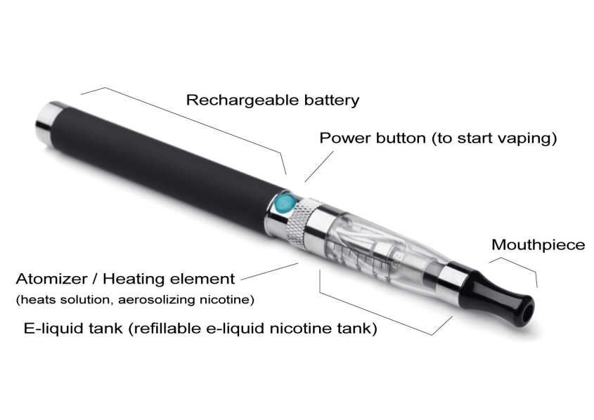 E-cigarettes and vapor products - King County
