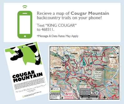 Text messaging for King County Parks