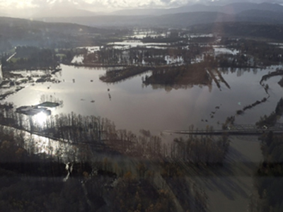 Flooding in King County