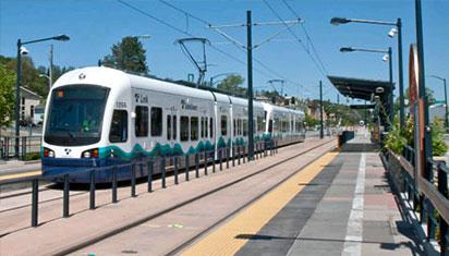 Rail travel - King County Metro Transit - King County