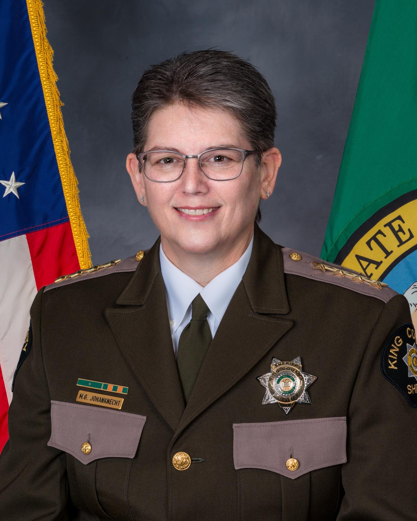 Sheriff Johanknecht