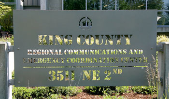 About the Communications Center - King County