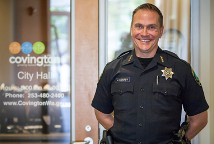 City of Covington Police Department - King County