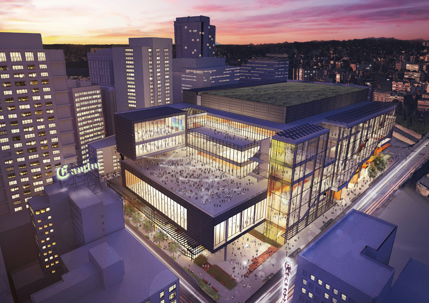 Convention Center Expansion - King County.