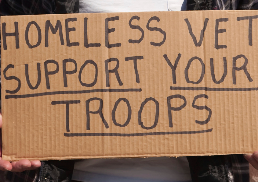 Helping Homeless Veterans - King County.