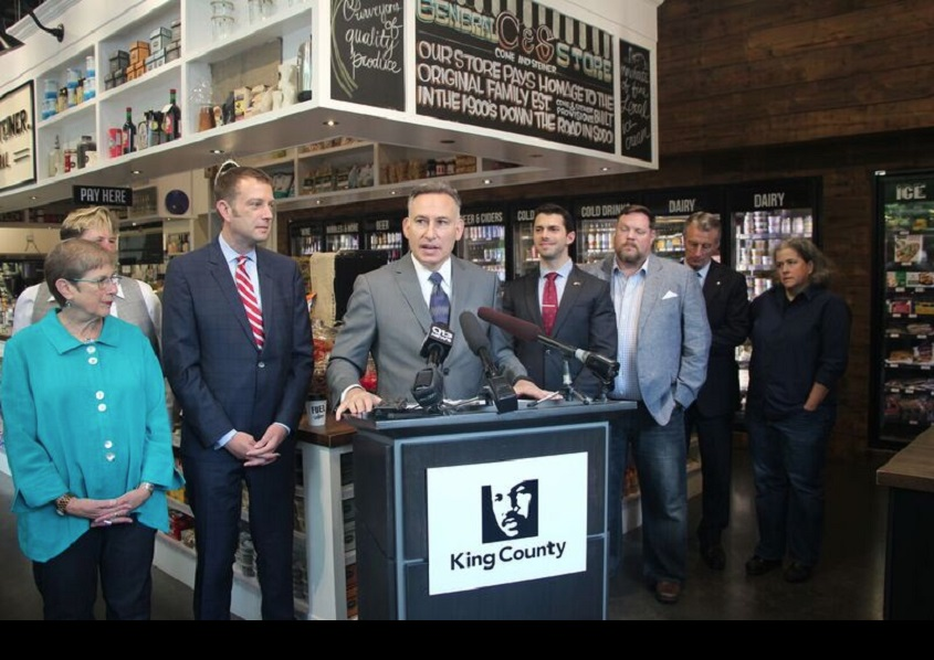 King County is a national leader in supporting LGBTQ-owned small businesses.