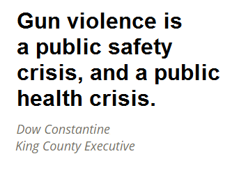 Gun Violence Prevention - King County