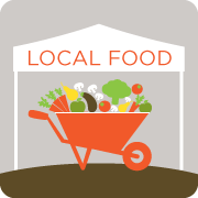 Local food - King County