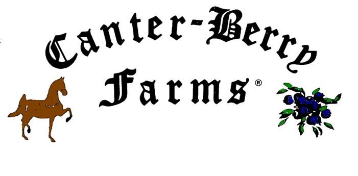 Canter Berry Farms Logo