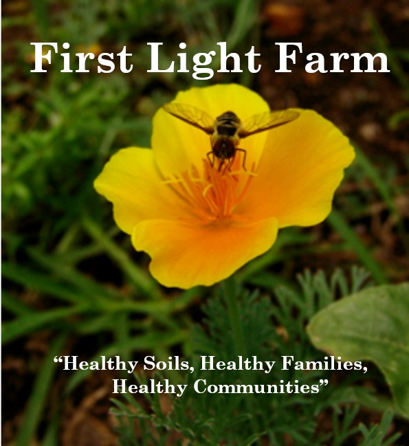 First Light Farm Logo