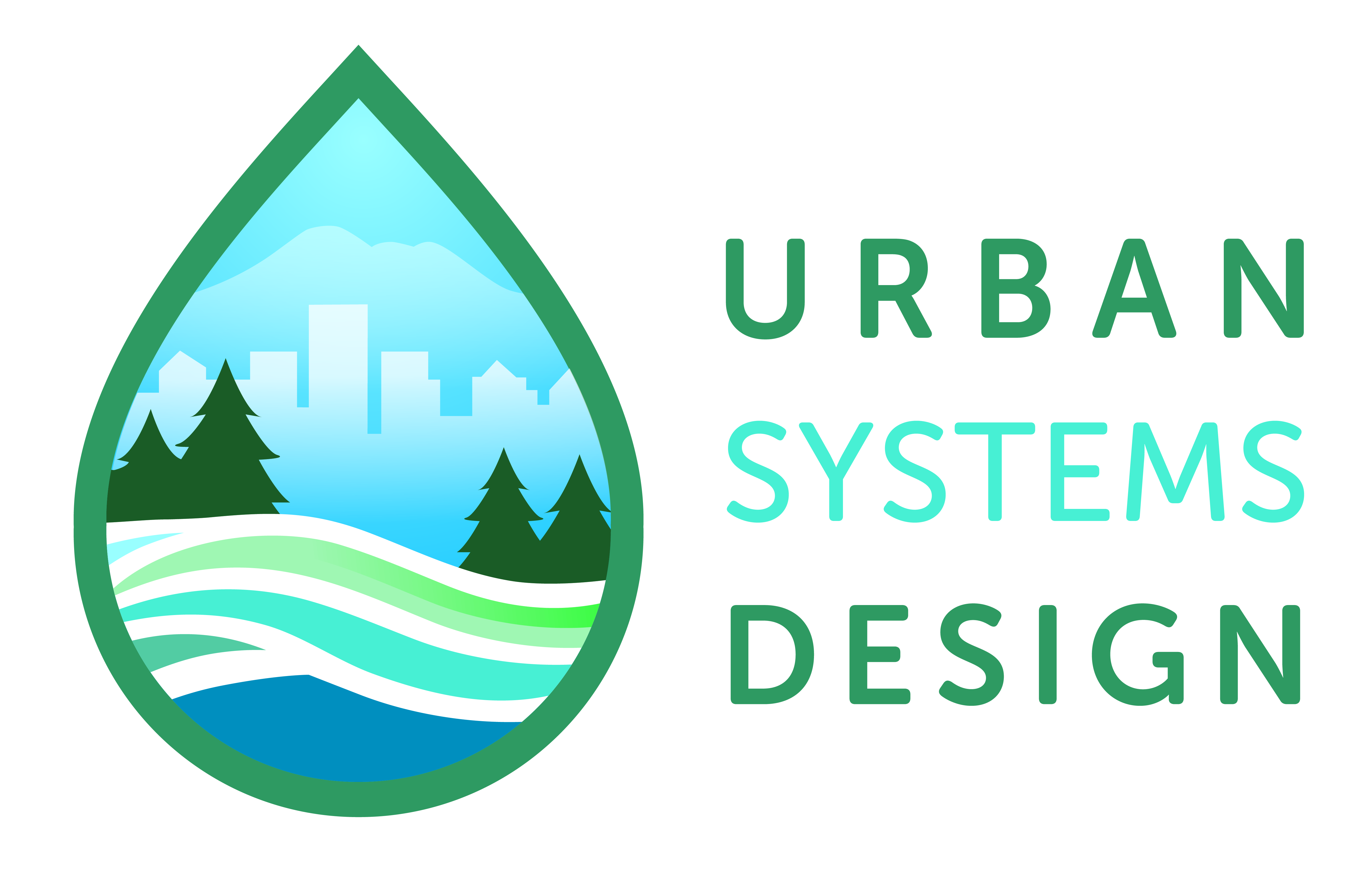 Urban Systems Design Logo