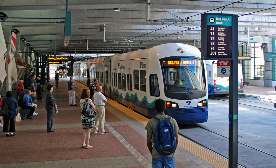 Sound Transit Light Rail