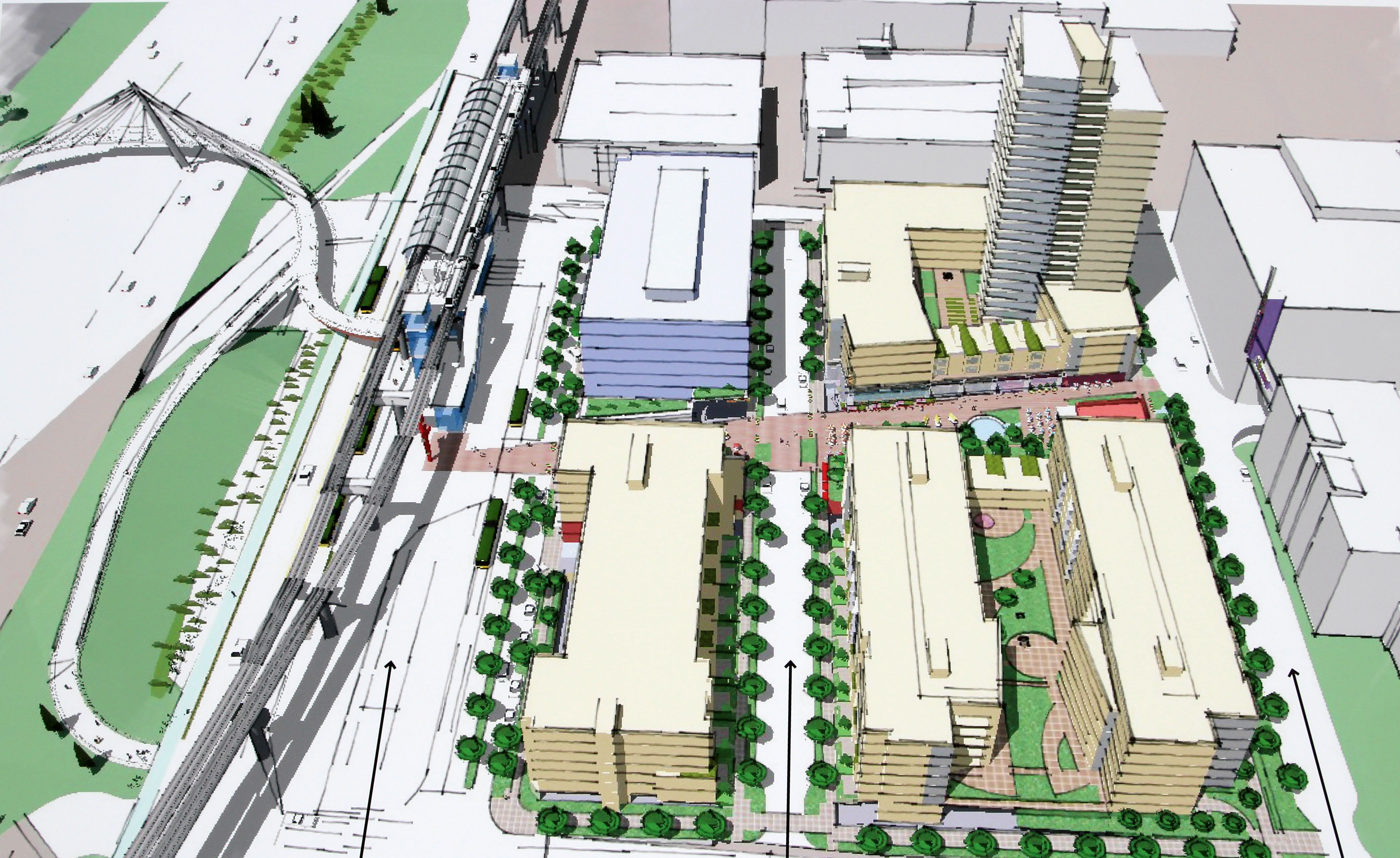 Transit-Oriented Development - Northgate