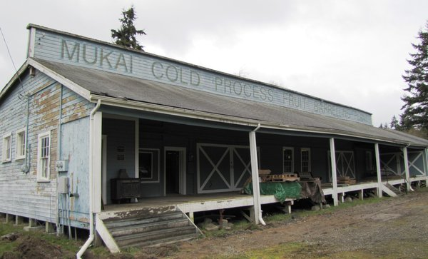 King County will acquire the Mukai Fruit Barreling Plant on Vashon Island to preserve historic structure.