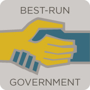 Best-run government King County