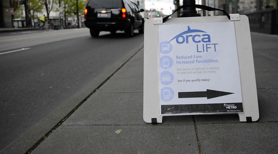 ORCA Lift - King County