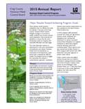 2010 King County Noxious Weed Board Annual Report - click to download