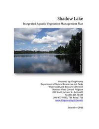Shadow Lake IAVMP December 2016 Cover Page - click to download document