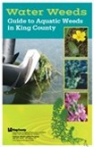 Cover of Water Weeds Aquatic Weed Guide - click to download brochure