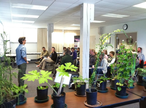 Weed Watcher training 2015 (photo by Julie Combs)