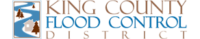 King County Flood Control District logo