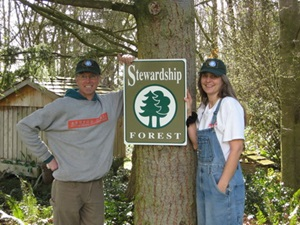 Happy Stewardship Forest owners