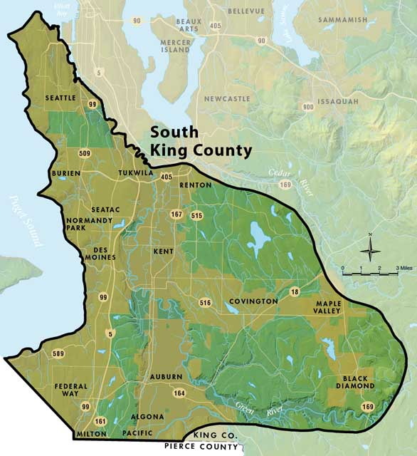 King County Washington Property Tax Records Search