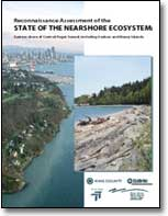 Cover, State of the Nearshore Ecosystem Report