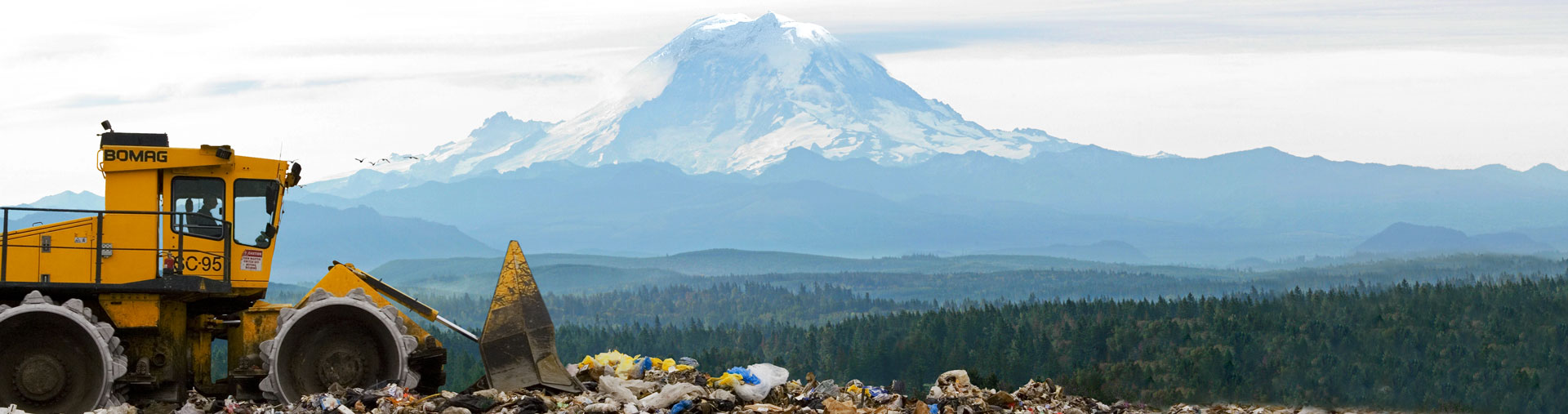Yard Waste - Garbage & recycling services - King County
