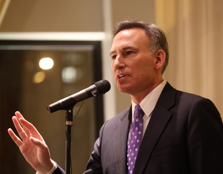 King County Executive Dow Constantine speaking.