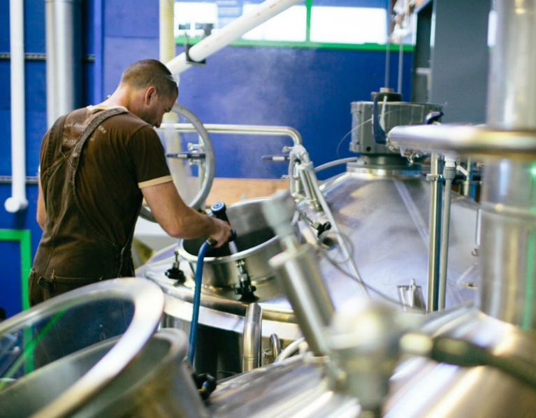 Fremont Brewing Company was King County's 2014 Small Business of the Year.