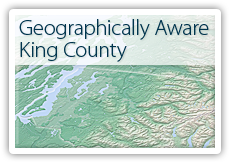 'Geographically Aware King County'