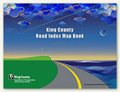 back cover image: King County Road Index Map Book, 2014 Edition (40Kb JPEG preview)
