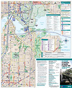 North Capitol Hill map/ brochure cover preview (132k JPEG)