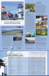 Recreation Guide: Vashon - Maury Island Map and Guide