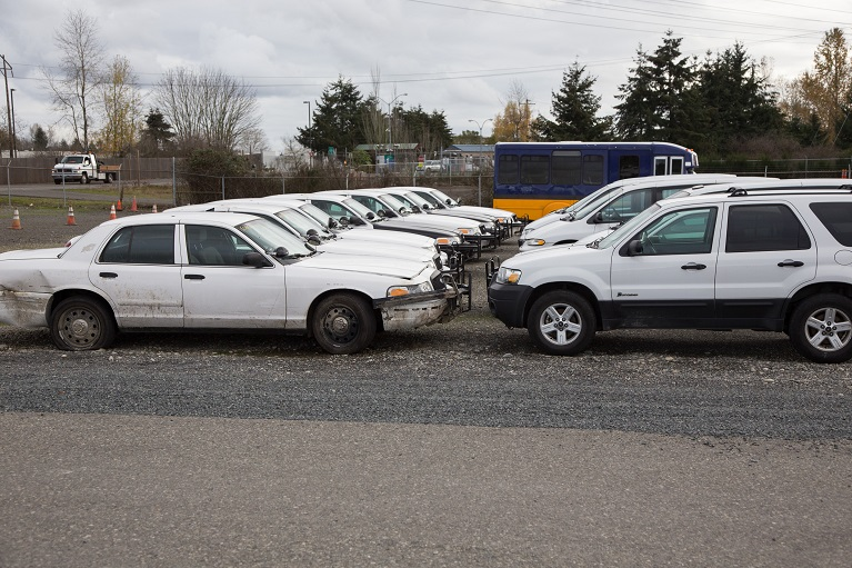 Police Car Auctions Near Me >> Auctions King County