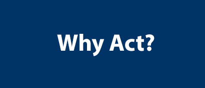 Climate change, Why Act