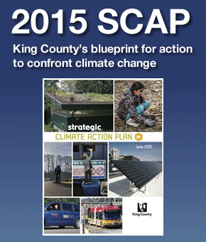 2015 SCAP King County's blueprint for action to confront climate change