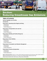 2020 SCAP - Reducing Greenhouse Gas Emissions cover
